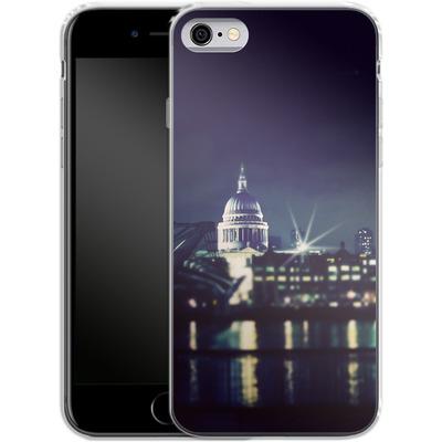Apple iPhone 6s Silikon Handyhuelle - Thames von Ronya Galka