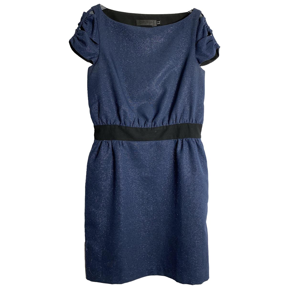 Boudoir By Disaya - Robe   pour femme - bleu