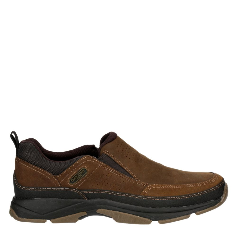 Rockport Mens Were Rockin Slip-On Shoes
