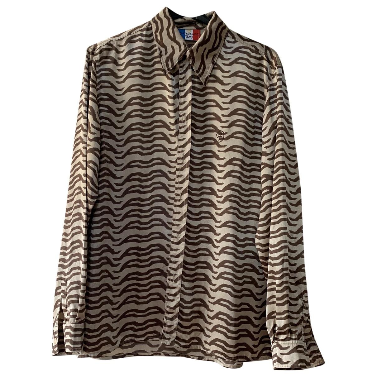 Jc De Castelbajac \N Hemden in  Braun Synthetik