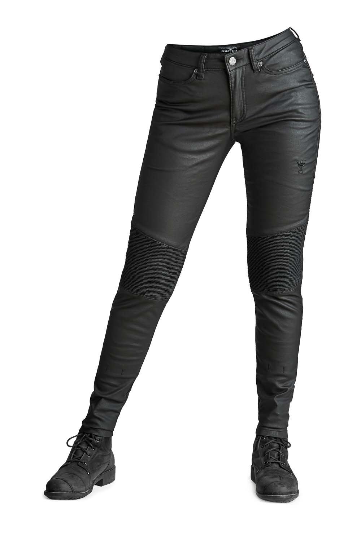 Pando Moto Kusari 01 Lady Slim Fit Kevlar® Motorcycle Jeans 28/34