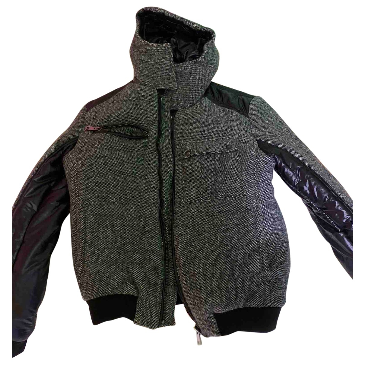 Impérial \N Grey Wool jacket  for Men 50 IT