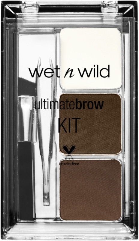 Ultimate Brow Kit - Dark Brown