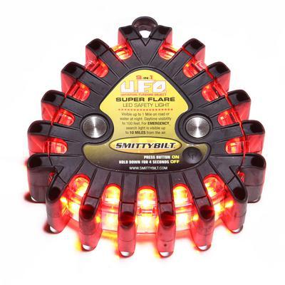 Smittybilt U.F.O. LED Safety Light - L-1409