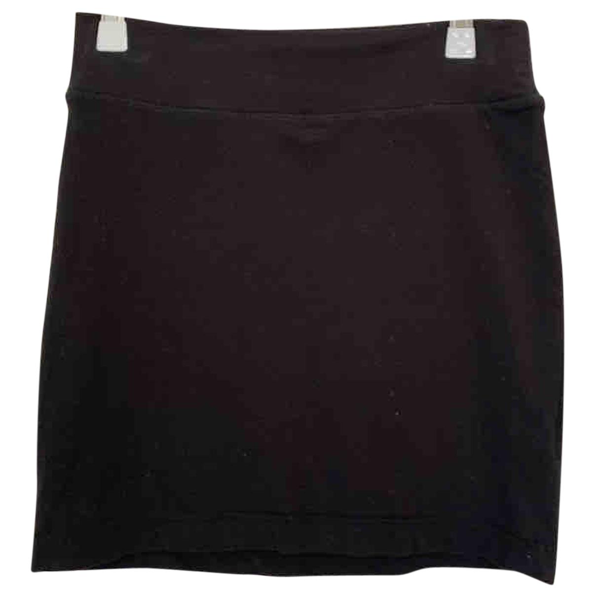Splendid - Jupe   pour femme en coton - noir