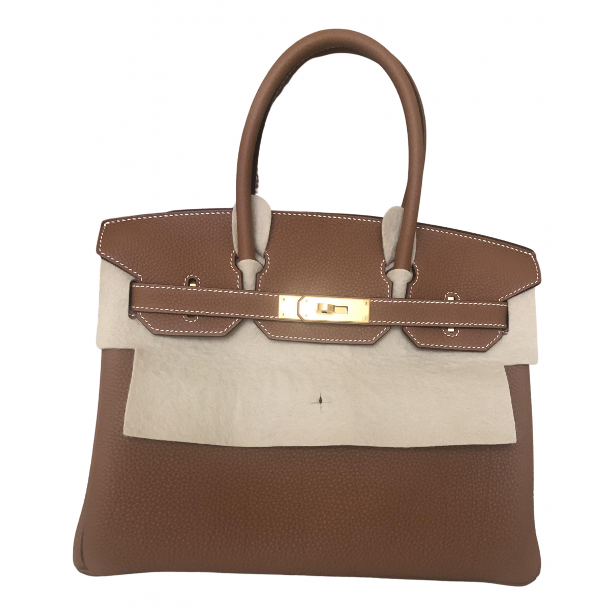 Hermès Birkin 30 Leather handbag for Women N