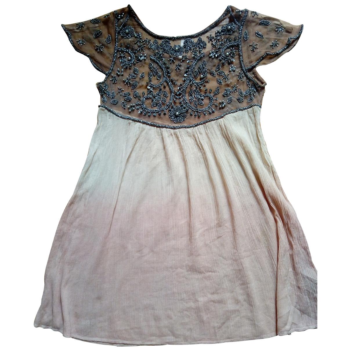 Mini vestido de Con lentejuelas Free People