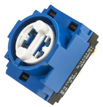 EAO Momentary Action Contact Unit for use with 61 Series