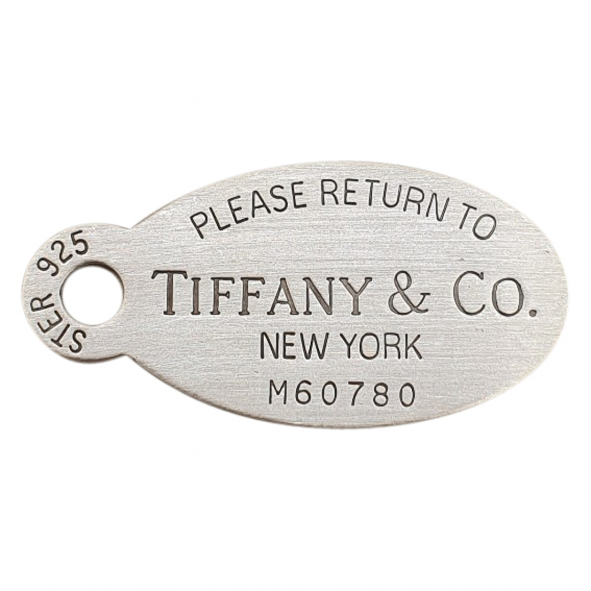Tiffany & Co - Pendentif Return to Tiffany pour femme en argent - argente