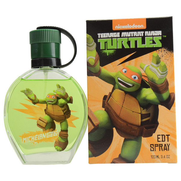 Les Tortues Ninja Michelangelo - Marmol & Son Eau de Toilette Spray 100 ML