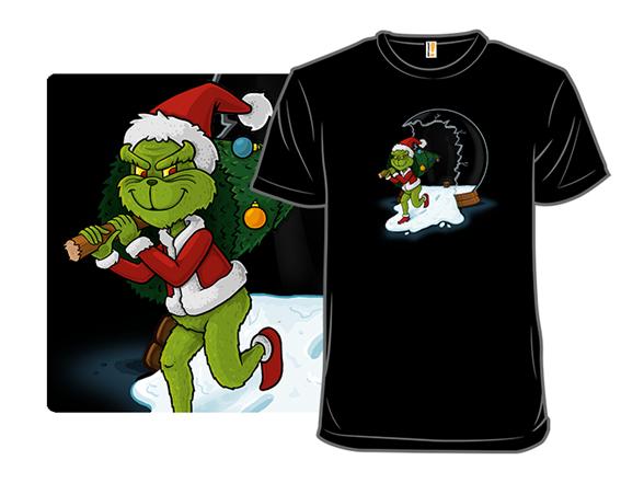 A Grinchy Escape T Shirt