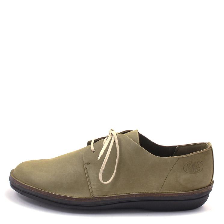 Loints of Holland, 49003 Men's Turbo Men's Lace-up Shoe, green Größe 46