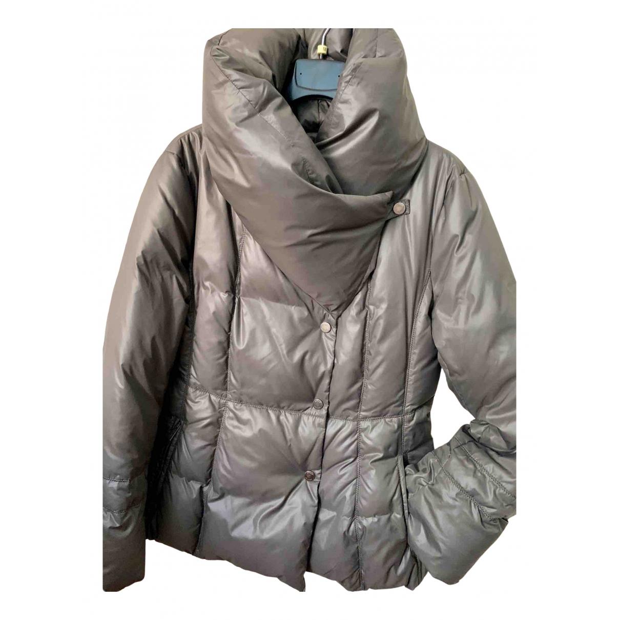 Armani Collezioni N Grey jacket for Women 40 IT
