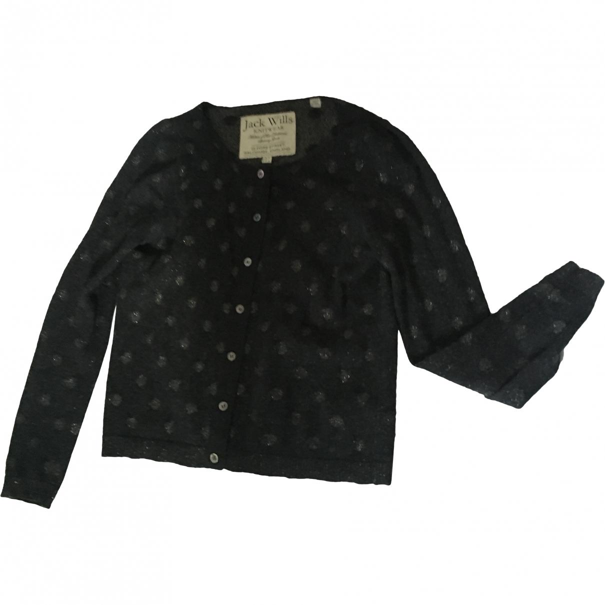 Jack Wills \N Grey Wool Knitwear for Women 8 UK