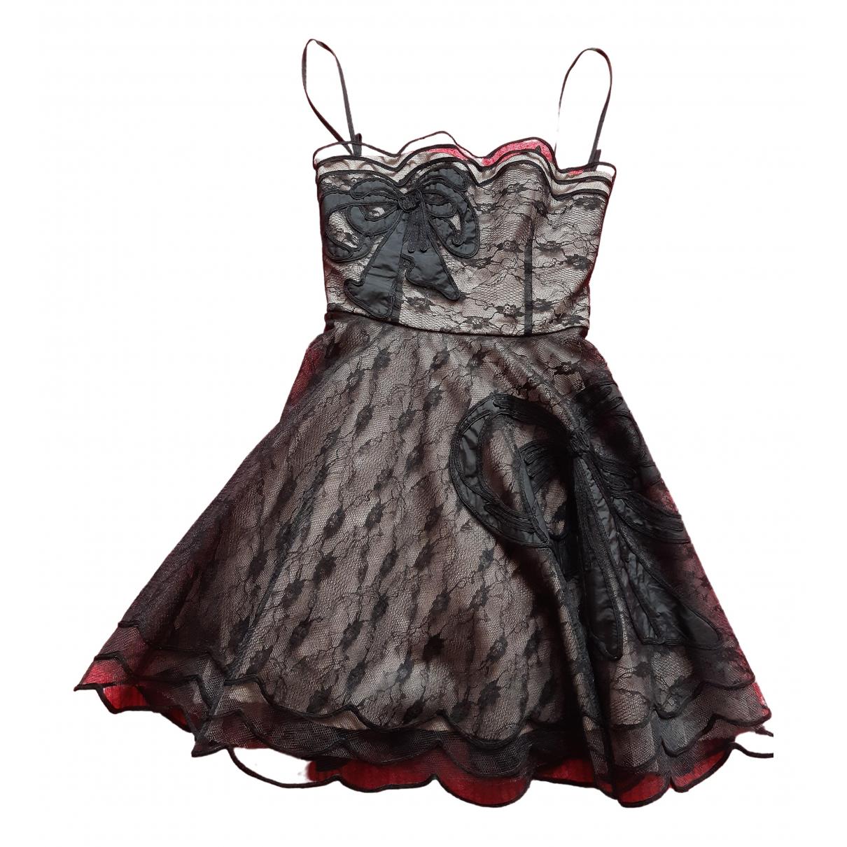 Red Valentino Garavani - Robe   pour femme - noir