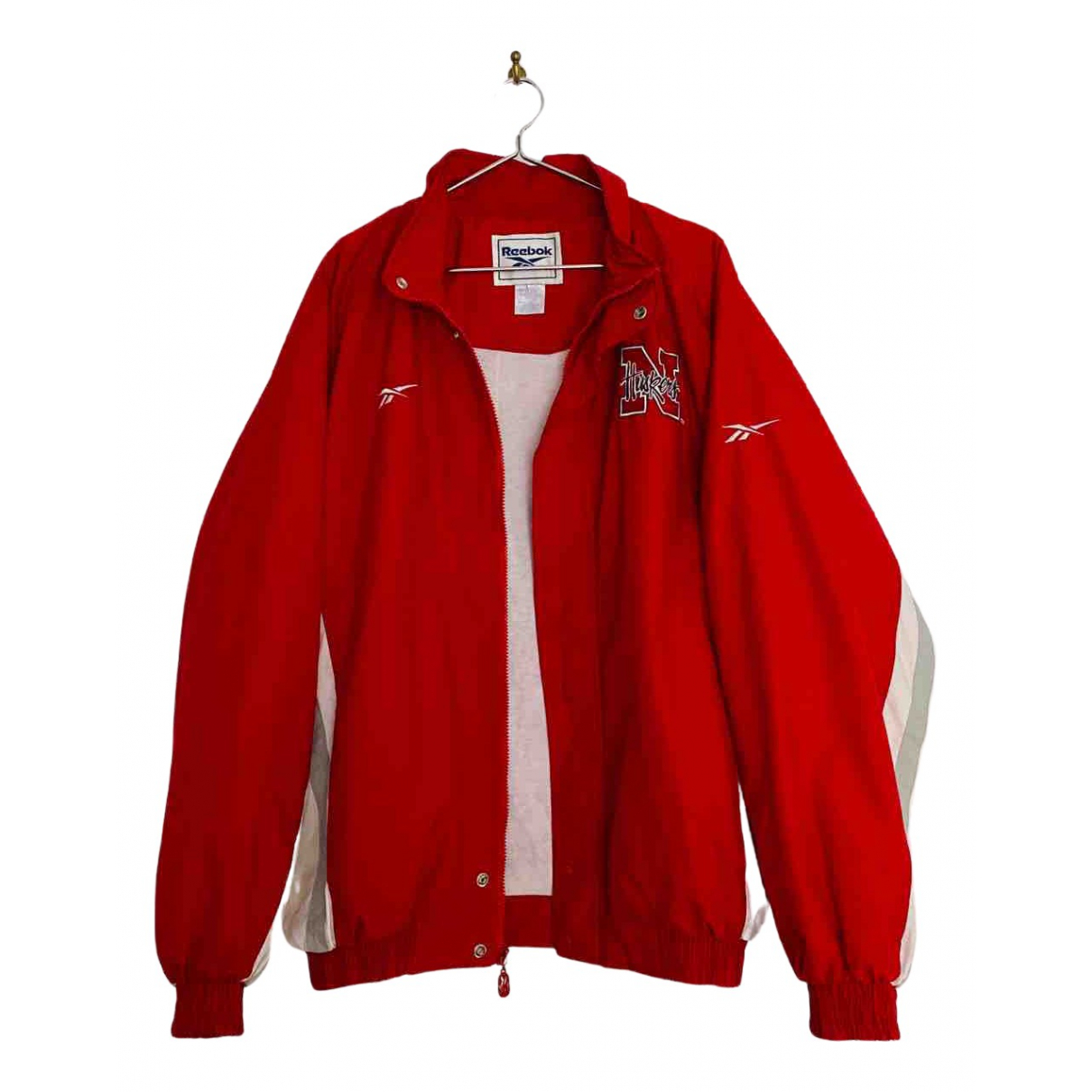 Reebok N Red jacket  for Men L International