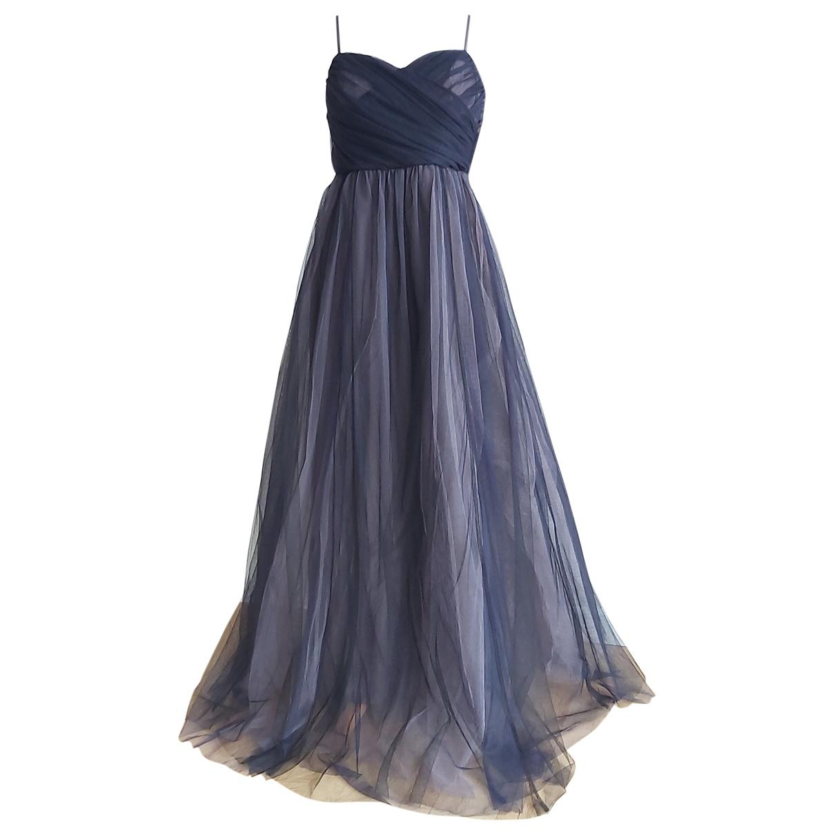 Hoss Intropia \N Navy dress for Women 40 FR