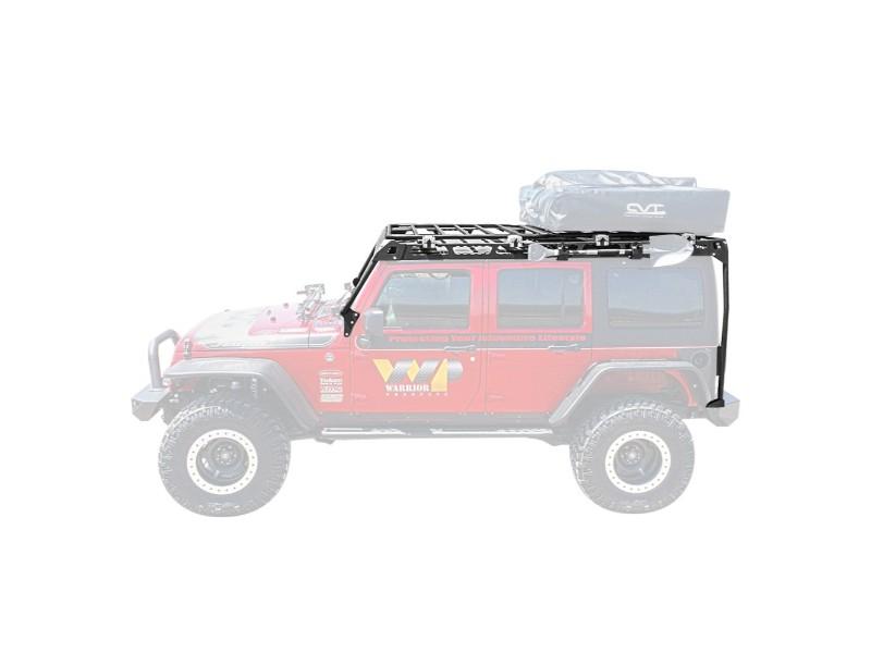 Warrior Products 10103 Freedom Platform 4 Door Jeep Wrangler JK 07-18