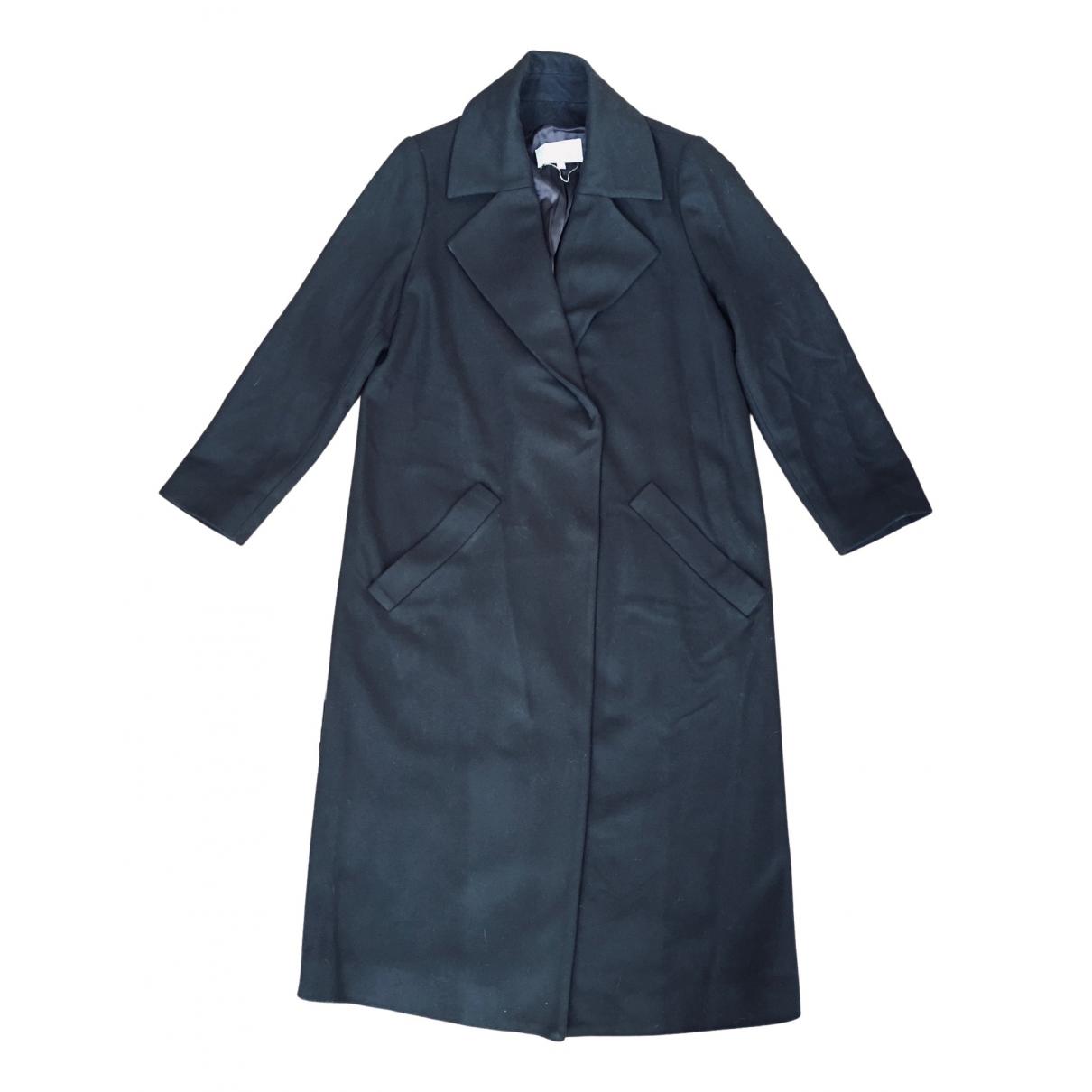 Vanessa Bruno N Brown Wool coat for Women 38 FR