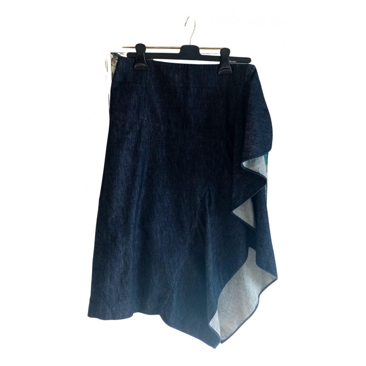 Marni N Blue Denim - Jeans skirt for Women 36 IT