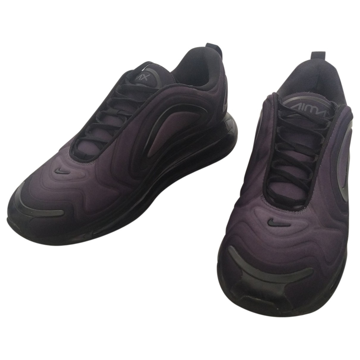 Nike Air Max 270  Anthracite Cloth Trainers for Men 44.5 EU