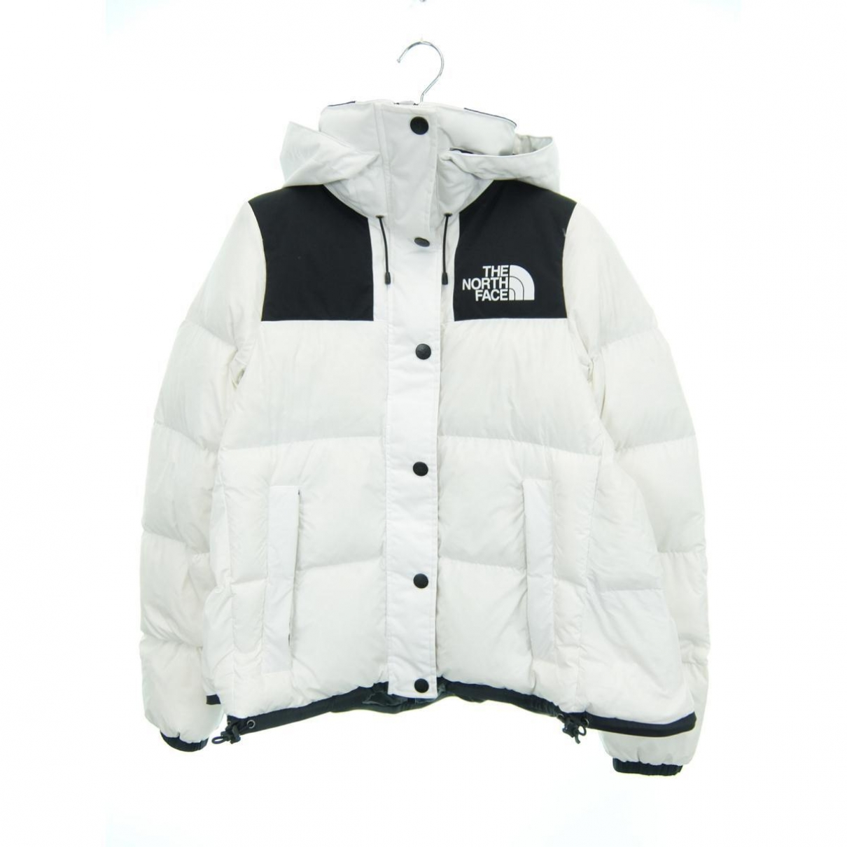 The North Face \N Maentel in  Weiss Baumwolle