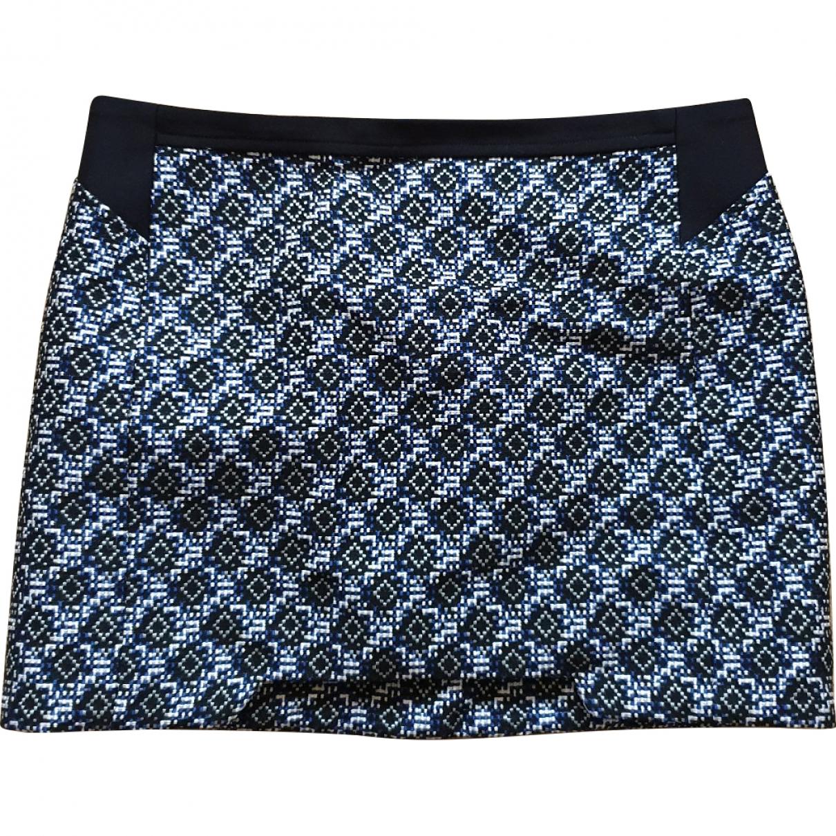 Maje \N Multicolour skirt for Women 36 FR