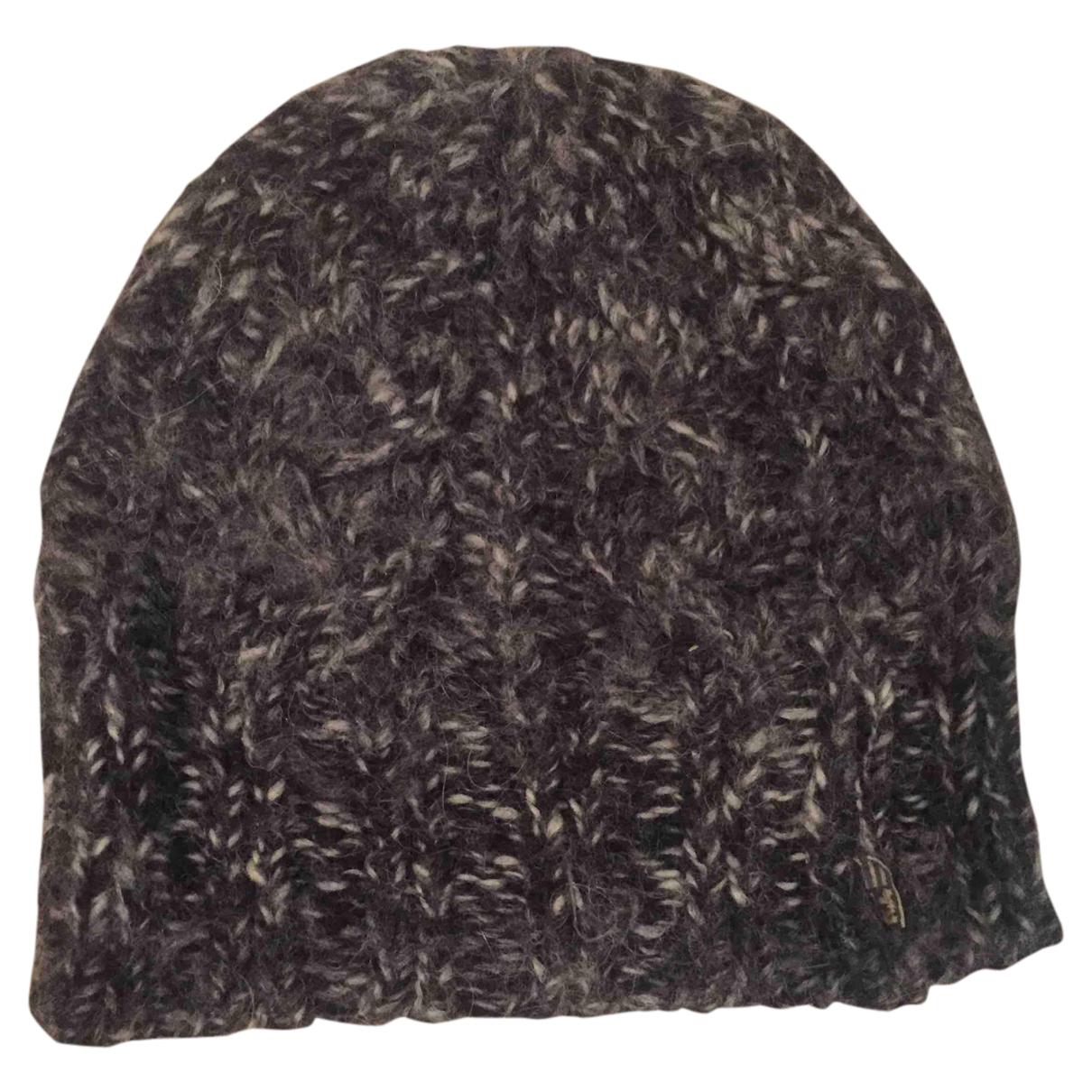 Polo Ralph Lauren - Chapeau & Bonnets   pour homme en laine - anthracite