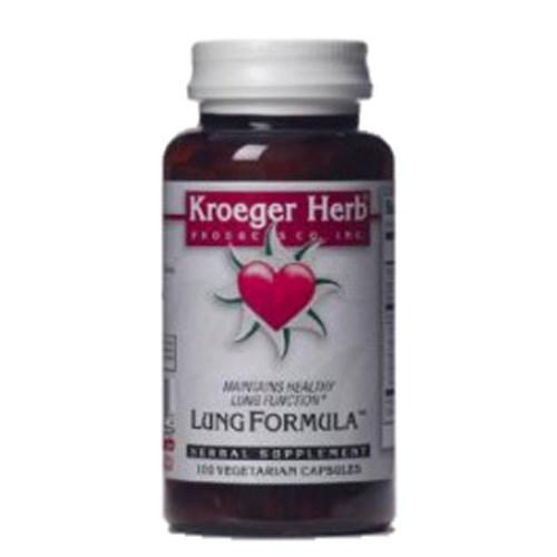Lung Formula (Sound Breath) 100 Cap by Kroeger Herb