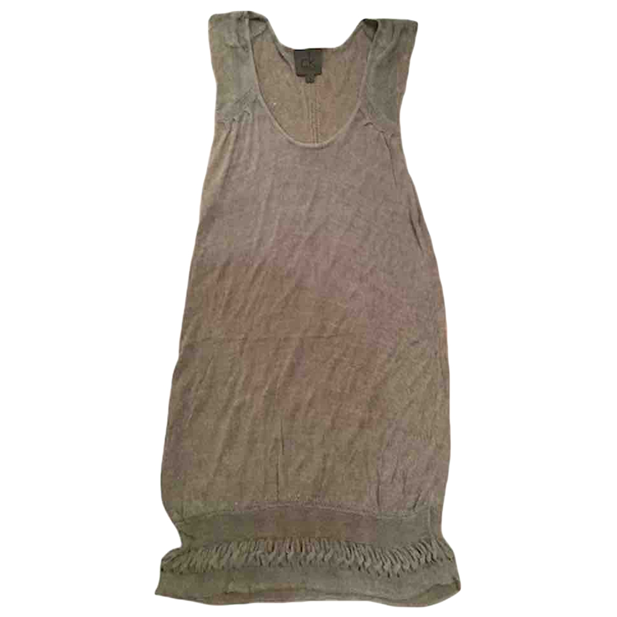 Calvin Klein \N Grey dress for Women M International