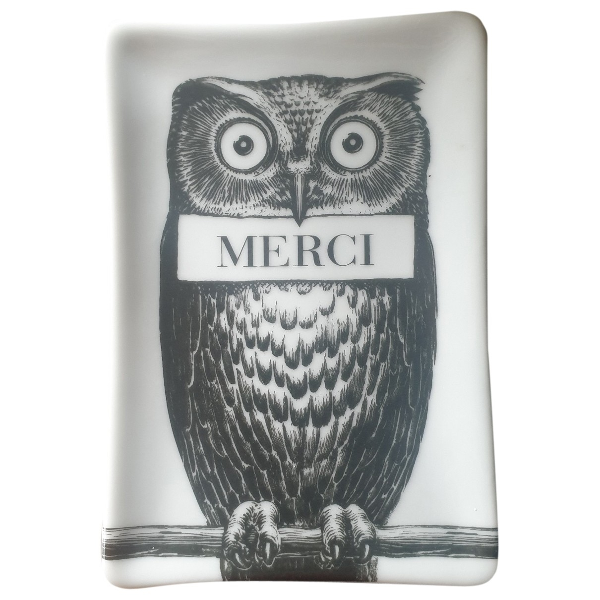 Fornasetti - Arts de la table   pour lifestyle en porcelaine - blanc