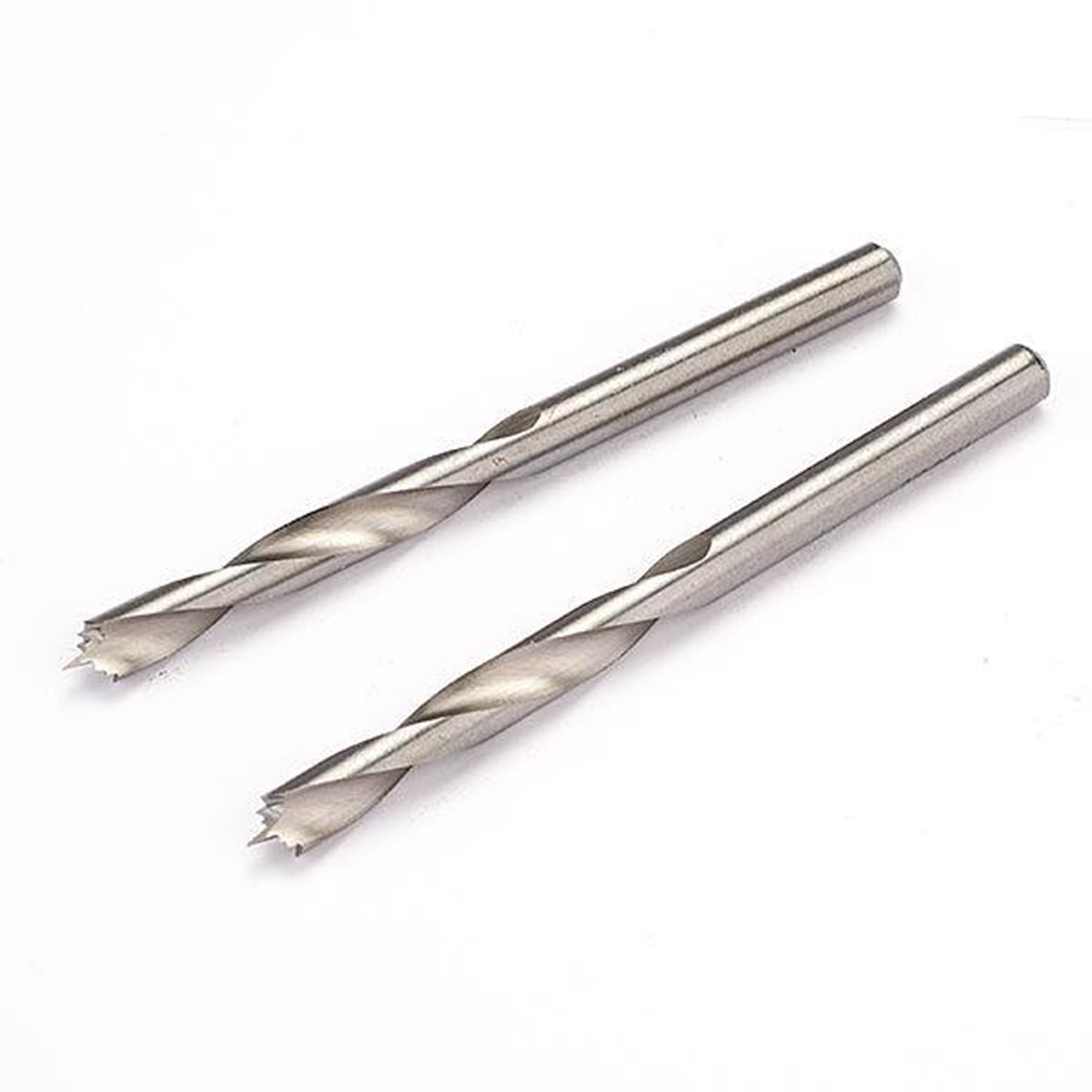 2-Pieces 5mm Replacement Drill Bit For Shelf Pin Bit