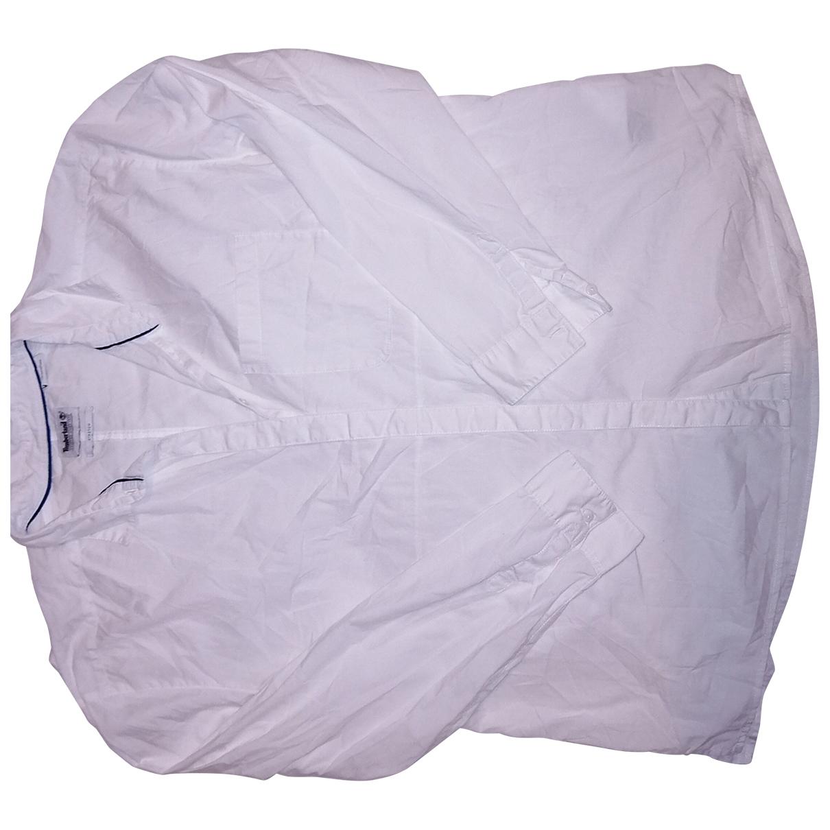 Timberland \N White Cotton  top for Women XL International