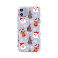 Christmas Print iPhone Case
