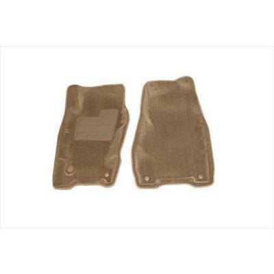 Nifty Catch-All Premium Front Floor Mats (Beige) - 604348