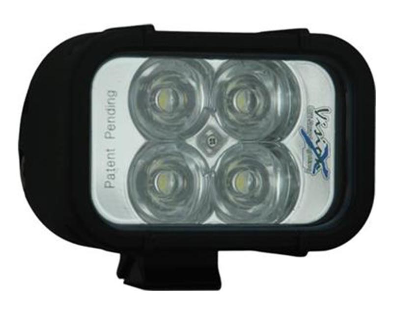 Vision-X Lighting V/X4006270 Black Housing Xmitter 4 Inch Euro Beam LED Light Bar