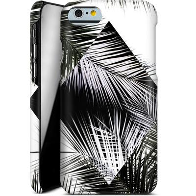 Apple iPhone 6s Smartphone Huelle - Palm Leaves 3 Geometry 2 von Mareike Bohmer