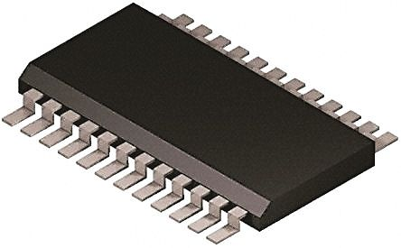 Analog Devices AD7091R-8BRUZ, 12-bit Serial ADC 8-Channel, 24-Pin TSSOP