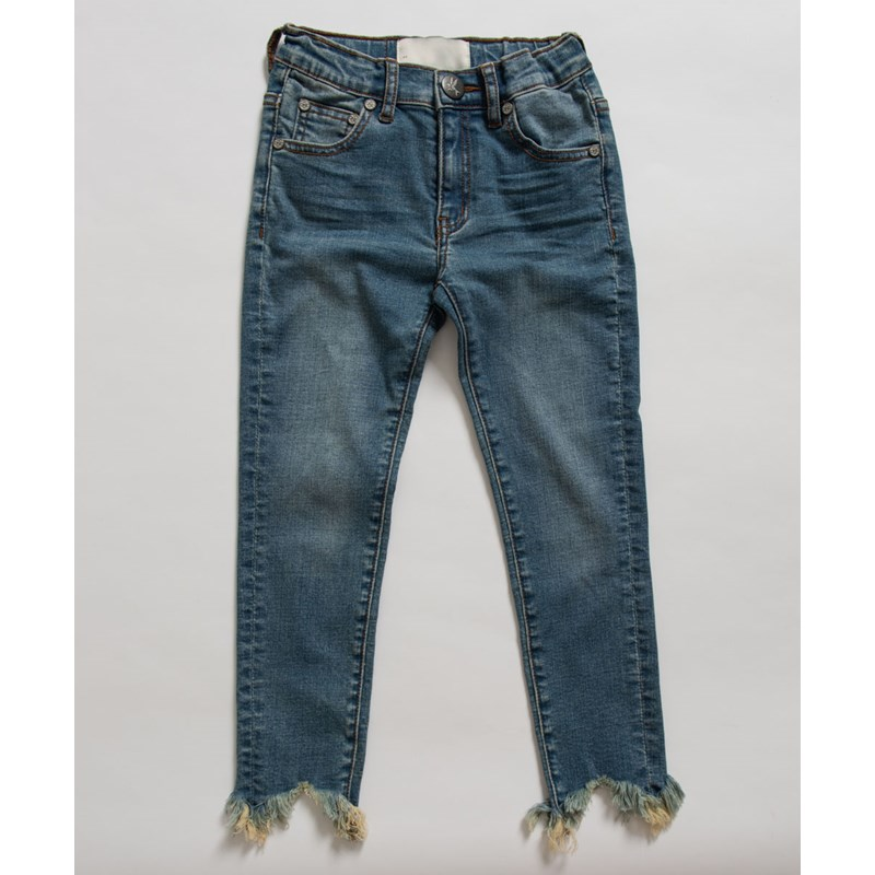 KIDS SUPERSTAR BLUE FREEBIRDS II STRETCH SKINNY JEAN