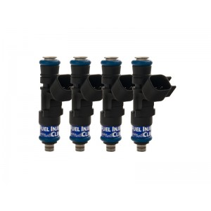 Fuel Injector Clinic IS151-0650H 650cc Injector Set (High-Z) Dodge Caliber SRT-4 2008-2009