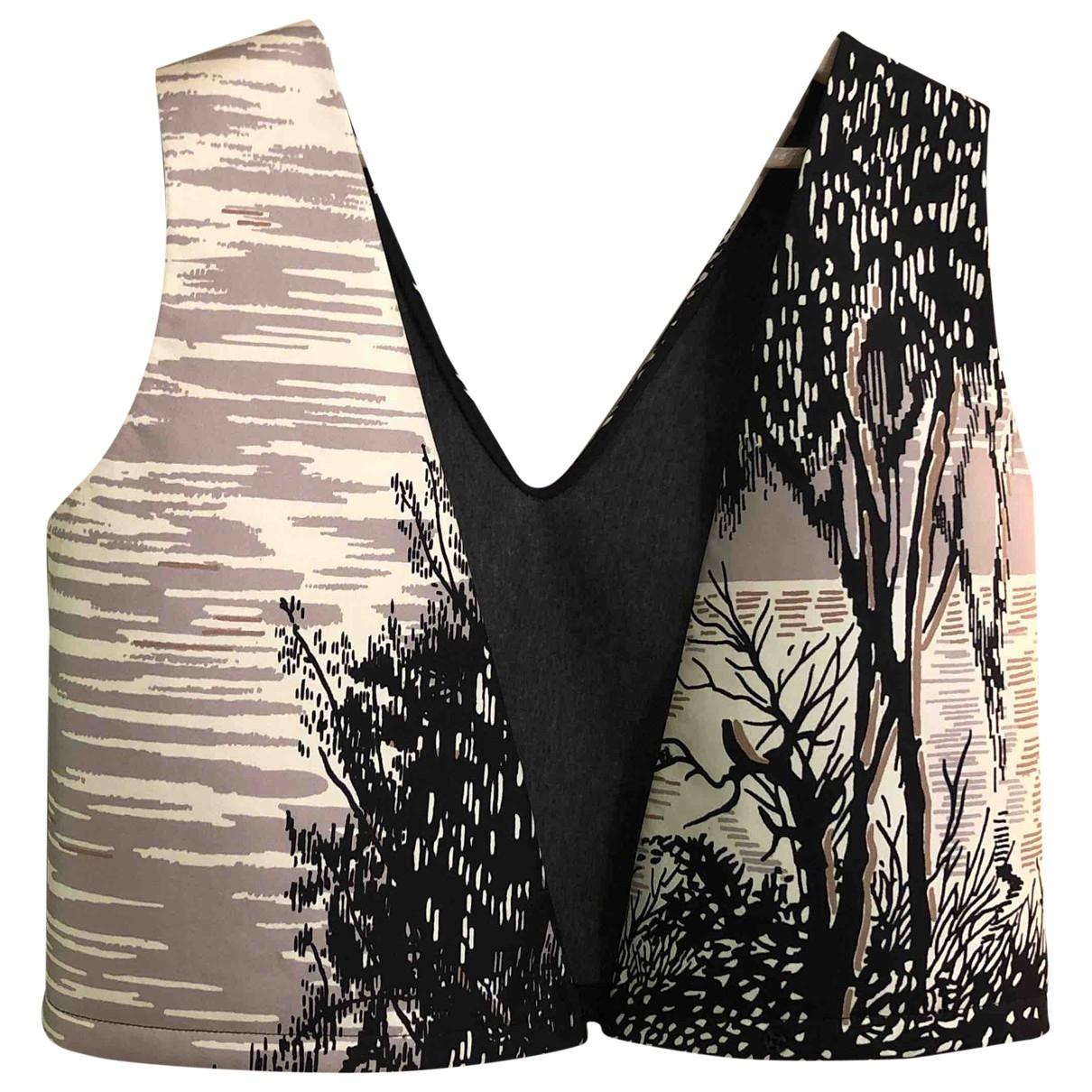 Marni \N Kleid in  Bunt Synthetik