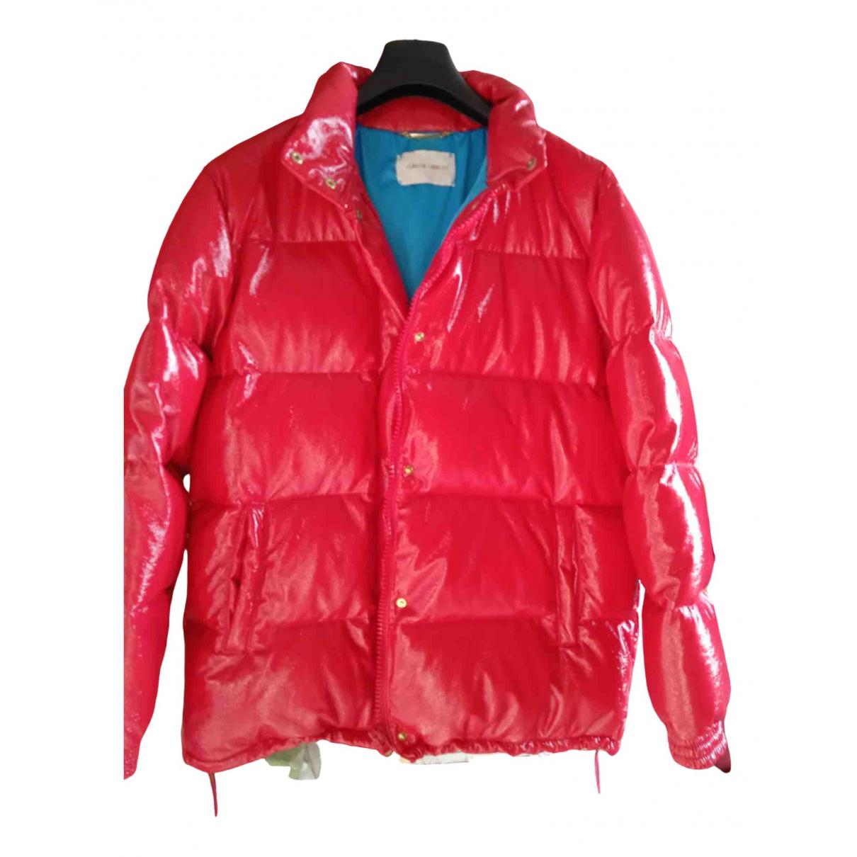 Alberta Ferretti - Manteau   pour femme - rouge
