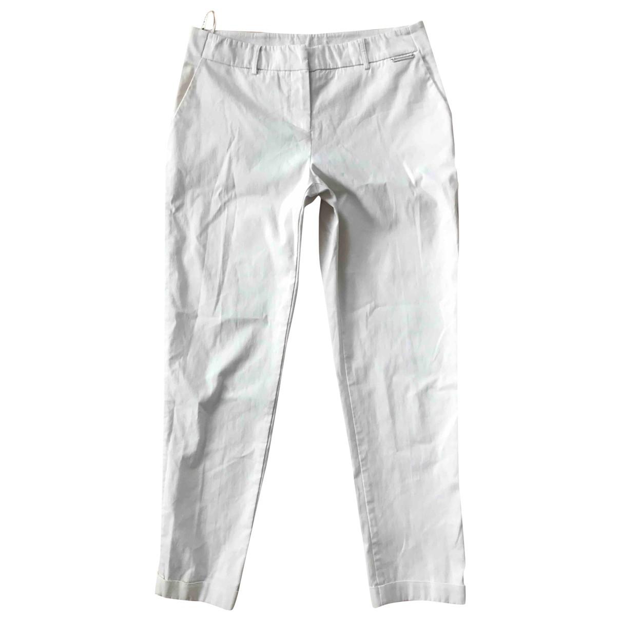 Twin Set \N Beige Trousers for Women M International