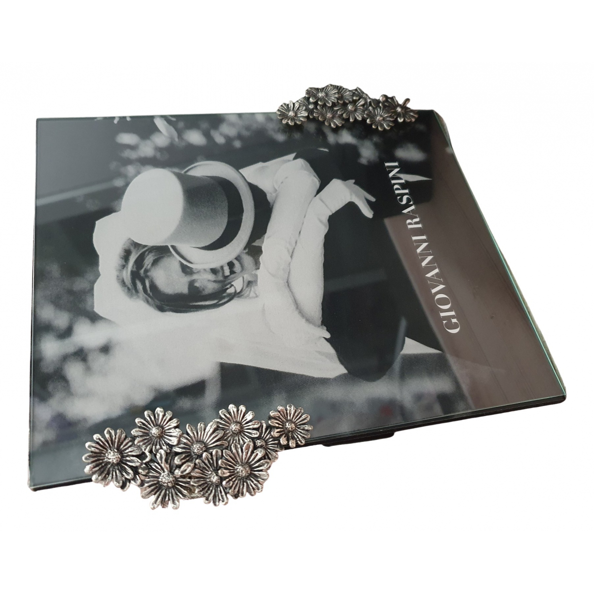Giovanni Raspini \N Accessoires und Dekoration in  Silber Silber