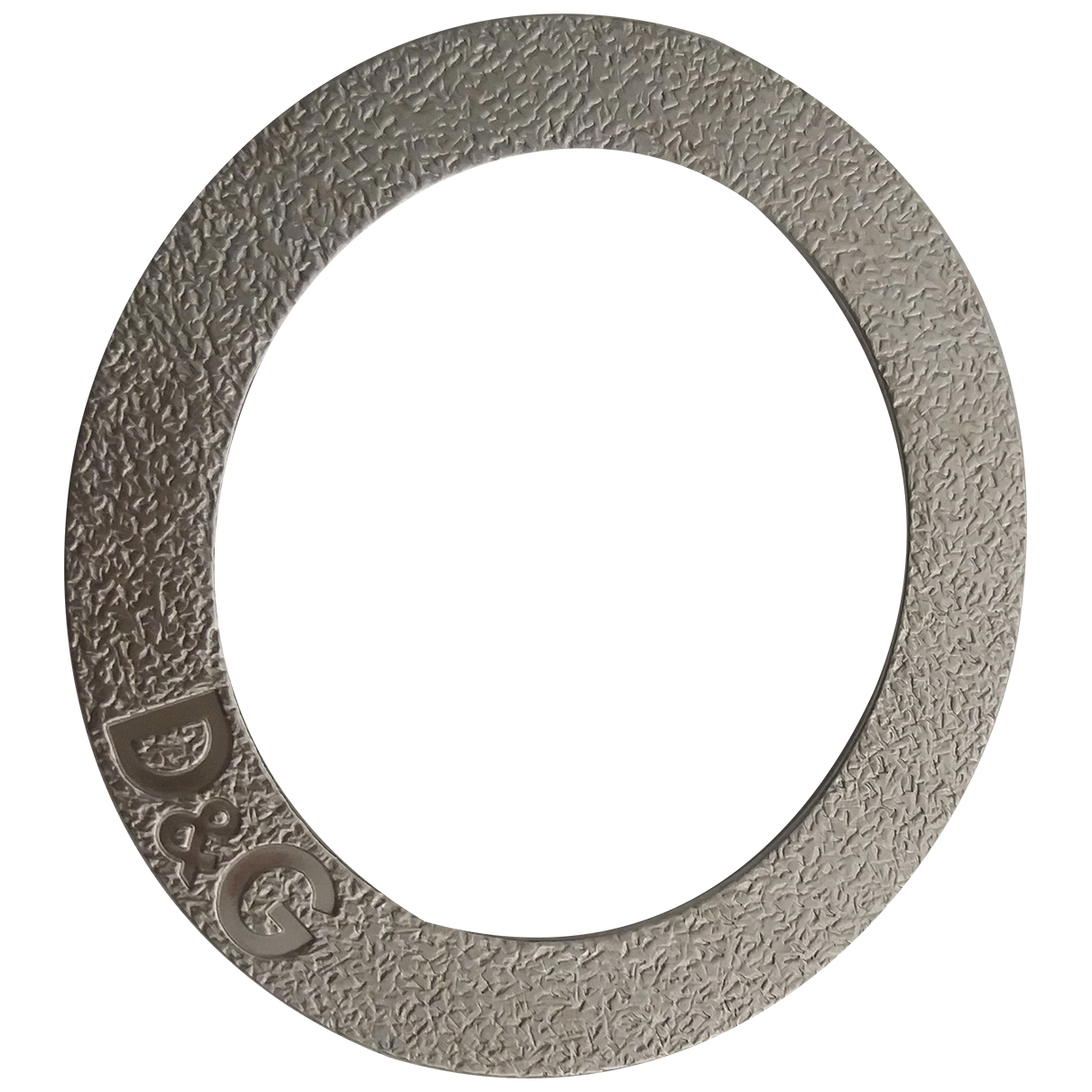 D&g - Bracelet   pour femme en acier - metallise