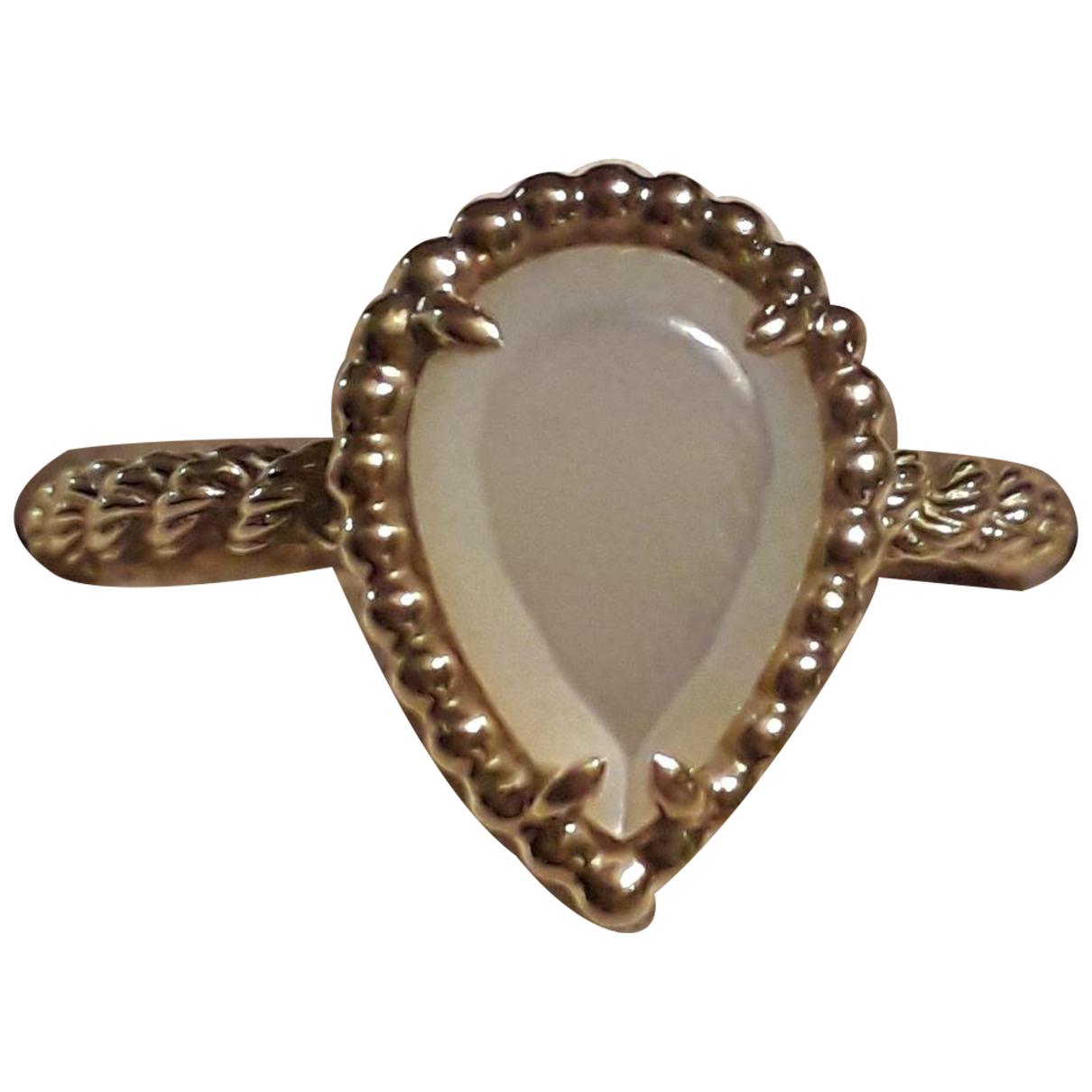 Boucheron - Bague Serpent Boheme pour femme en or rose - blanc