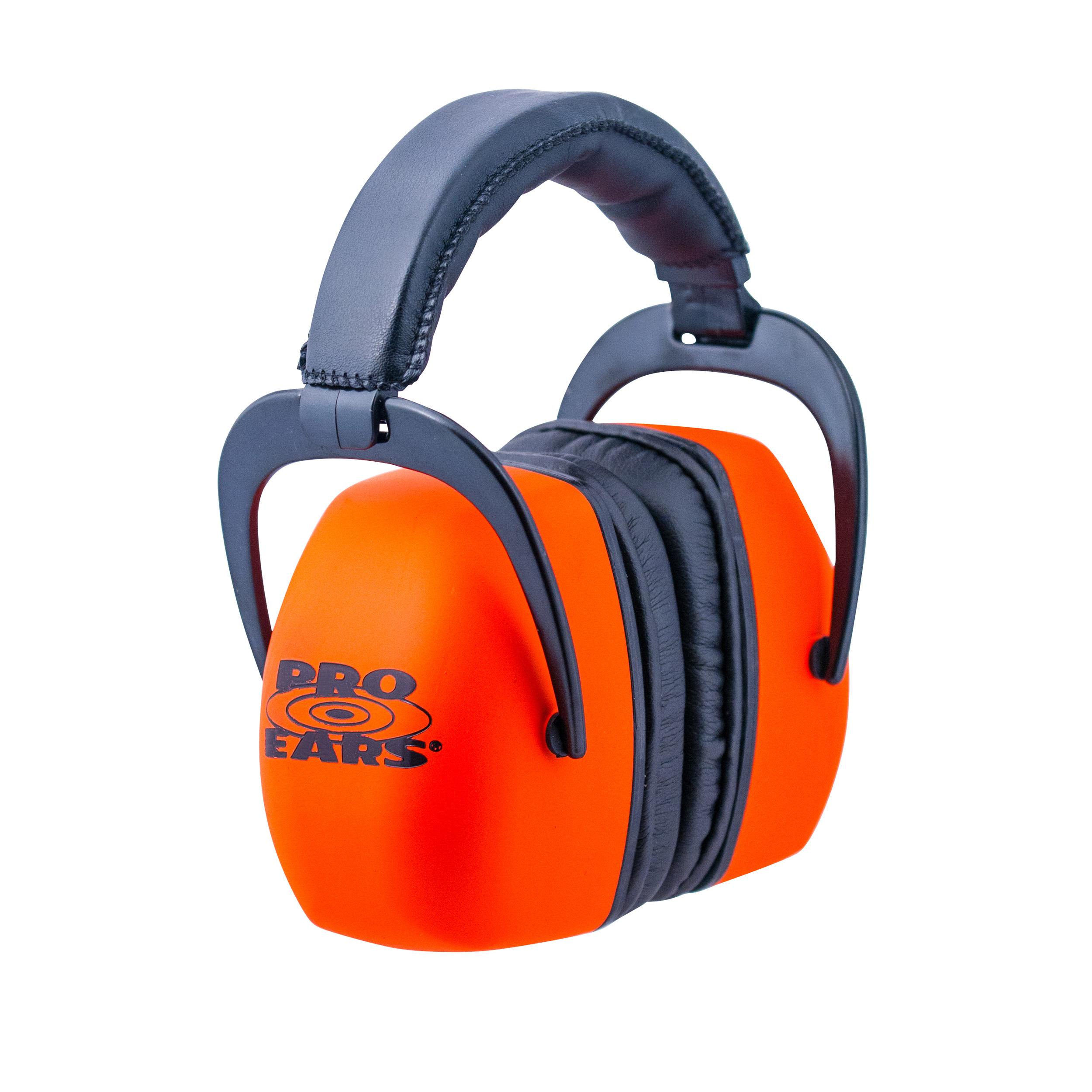 Ultra Pro Orange Hearing Protectors