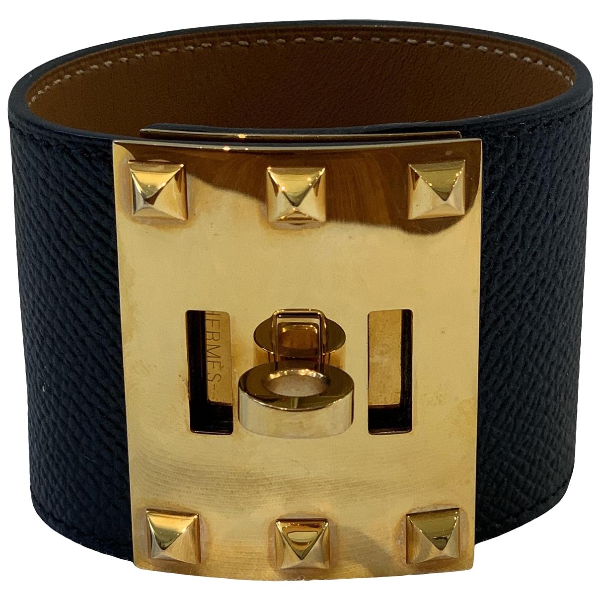 Hermes Extreme Armband in  Gold Vergoldet