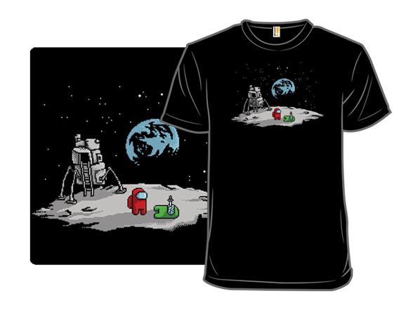 Impostor 11 Lunar Landing T Shirt