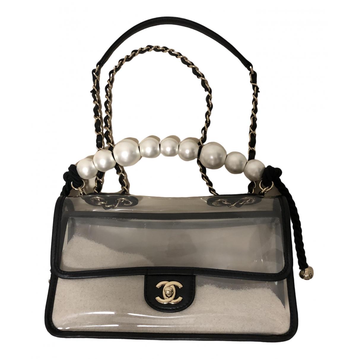 Chanel Timeless/Classique White handbag for Women \N